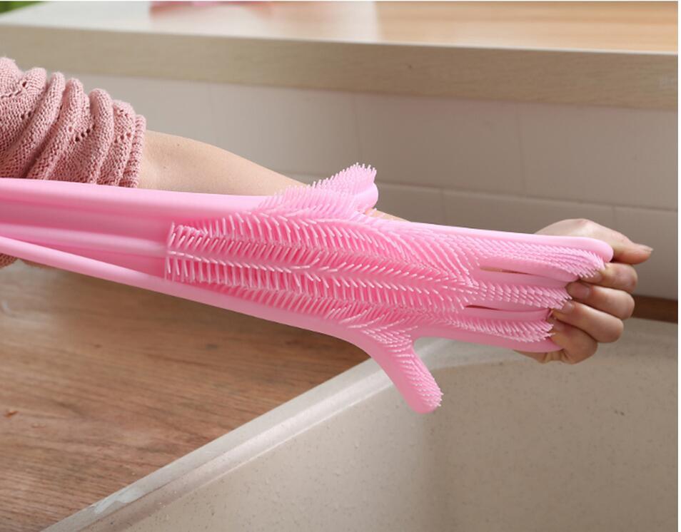 Перчатки-губки Magic Brush в Днепродзержинске